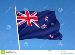 Flag New Zealand Flag Of New Zealand Stock Photo Image Of Union Tourism 35129370