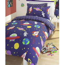 Duvet Covers Kids Bedding Set Amazing Kids Space Bedding Space Single Double