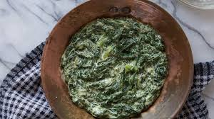 easiest creamed spinach recipe genius kitchen