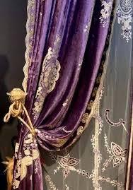 Plum Velvet Curtains Stunning Purple Velvet Curtains And Purple Velvet Curtains