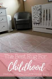 Pink Rug For Nursery 294 Best Nursery Inspiration Images On Pinterest Babies Nursery