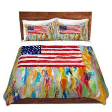 American Flag Bedding Passion Themed Duvet Covers And Shams Dianoche Designs