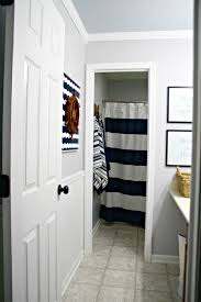 A Simple Bathroom Makeover Paint Is The Bomb From Thrifty Decor - Simple bathroom makeover