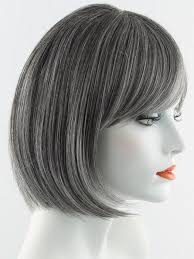 salt and pepper pixie cut human hair wigs classic cut wig by raquel welch wigs com the wig experts