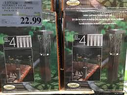 Costco Outdoor Solar Lights by Costco West Sales Items For May 23 28 For Bc Alberta Manitoba
