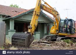 California Bungalow by Demolition Contractor Begins Work On A 1920s U0027californian Bungalow