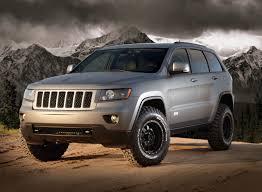 jeep grand cherokee grey xplore jeep grand cherokee ready for the wilderness autoevolution