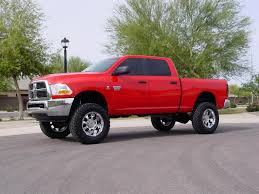 Dodge Ram Cummins Leveling Kit - want to see lifted 4th gen 2500 dodge diesel diesel truck