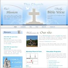 church free website templates in css html js format for free