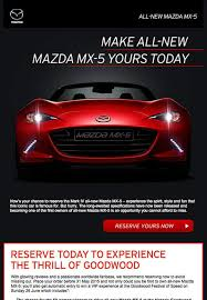mazda business mazda campaign monitor