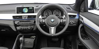 bmw dashboard bmw x1 review confused com