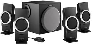 f d home theater system buy creative inspire m4500 superior 4 1 speaker system online from