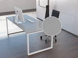 bureau gris laqué bureaux de direction gris achat bureaux de direction gris pas cher