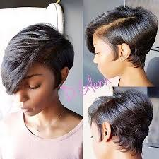 shortcuts for black women with thin hair best 25 black hair short hairstyles ideas on pinterest short