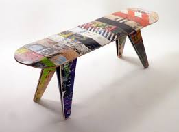 skateboard chairs recycled skateboard bench by deckstool chairblog eu