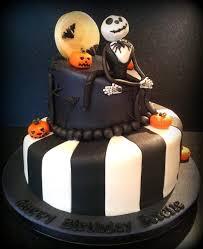 nightmare before birthday cake cake by ellison