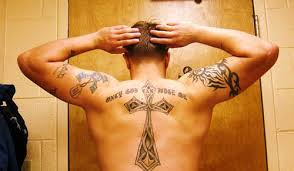 upper back tattoos for women and men amazing arts
