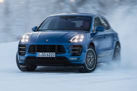 Porsche Macan Blue - car reviews independent road tests by car magazine