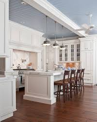 kitchen lighting ideas for low ceilings kitchen traditional with