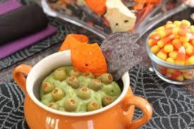 Halloween Dips Appetizers by Toni Spilsbury
