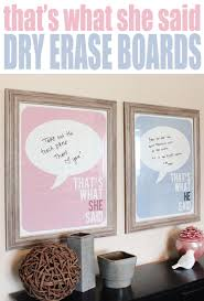 Dry Erase Board Decorating Ideas Master Bedroom Dry Erase Posters How To Nest For Less
