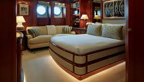 Yacht Bedroom by Athena Superyacht Luxury Sail Yacht For Sale With Burgess