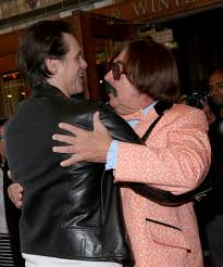 jim carrey and andy kaufman kiss each other at tiff emagto ca