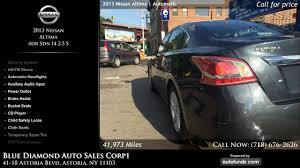 2013 nissan altima java used 2013 nissan altima blue diamond auto sales corp1 astoria