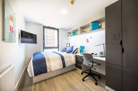 Cluster Bedroom Vibe Student Living A Brand New Student Studio Accommodation In
