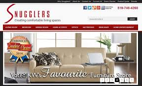 snugglers furniture kitchener snugglers furniture success story