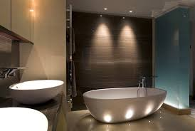 fancy bathroom led lighting enchanting small bathroom remodel