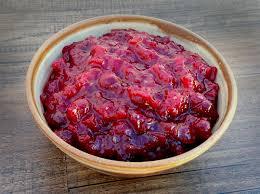 apple cranberry sauce thanksgiving