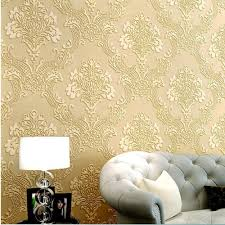 deep embossed 3d wallpaper for living room bedroom 1000cm x 53cm