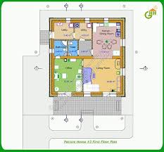 green home designs floor plans green passive solar house plans 3