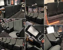 home movie theater decor marvelous interior gray sofa beds with