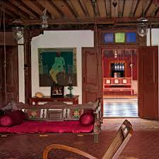 Home Textile Design Studio India The Story Of A Historic Haveli In Ahmedabad Ad India