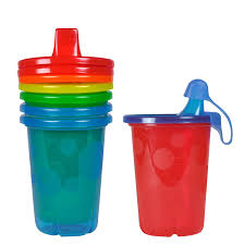 amazon com the first years take u0026 toss spill proof sippy cups