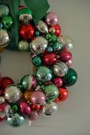 the princess and the frog blog a vintage christmas ball wreath
