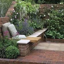 Summer Garden Ideas - the 25 best brick wall gardens ideas on pinterest walled garden