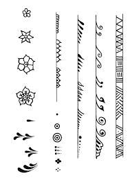 henna tattoos henna designs