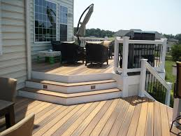 Patio Accents by 3 Popular Decking Colors For 2017 North American Deck And Patio