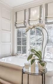 Bathroom Window Curtain Ideas Attractive Master Bath Window Treatments Master Bathroom Window