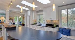 lighting amazing kitchen design with cabinet and kitchen island