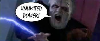 Unlimited Power Meme - power unlimited power palpatine quickmeme