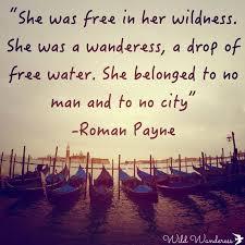 Travel Quotes Wild Wanderess Beauty Pinterest