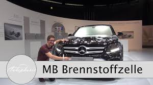mercedes benz glc f cell is a world u0027s first electric vehicle with