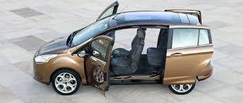 siege auto voiture 3 portes ford b max la quadrature de la portière automobile