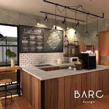 design for cafe bar industrial cafe design barcdesign