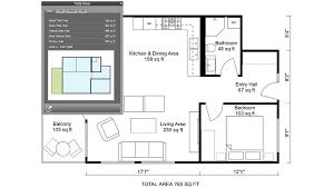 powerful floor plan area calculator roomsketcher