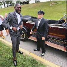 roll royce steelers antonio brown u0027s training camp 1931 bentley gucci suit u0026 gucci